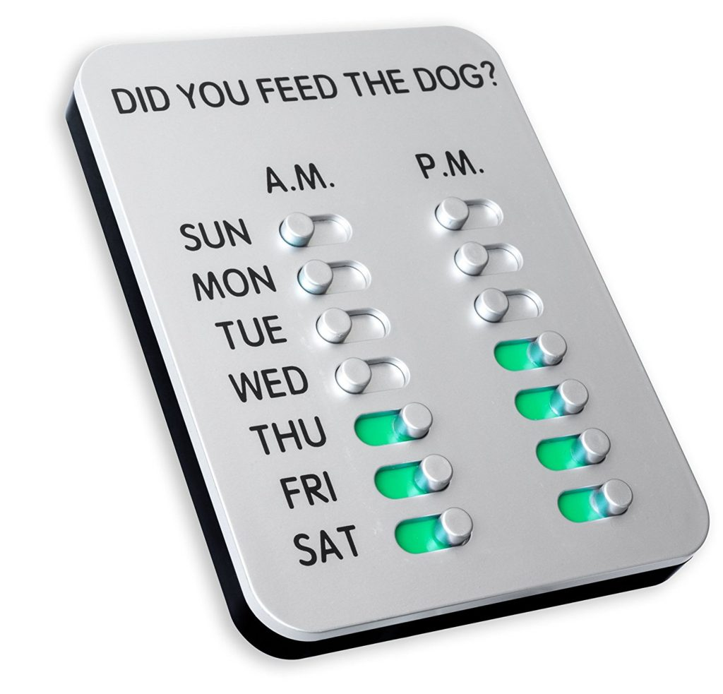did you feed the dog gifts for dog people