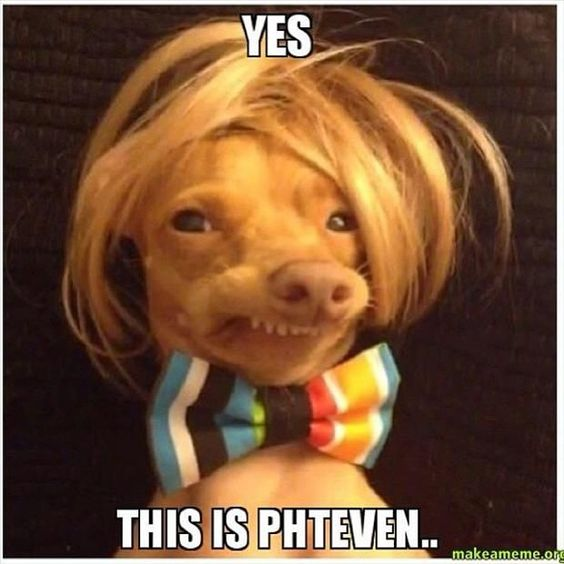 phteven again